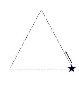 Triangle cut