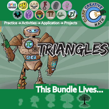 Triangles -- Geometry Curriculum Unit -- All You Need