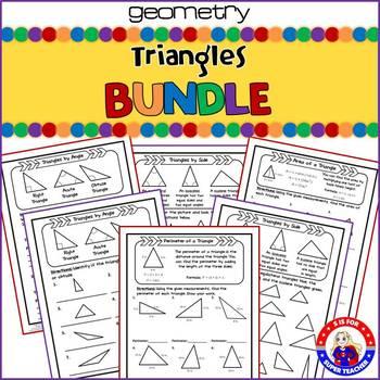 Triangles: Activity Bundle