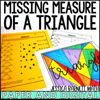 Triangles Activity Pack
