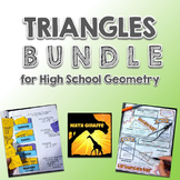 Triangles Bundle for High School Geometry