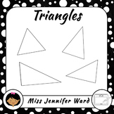 Triangles Clipart