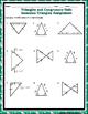 Triangles & Congruency Unit #3 - Isosceles Triangles Notes & Hmwk