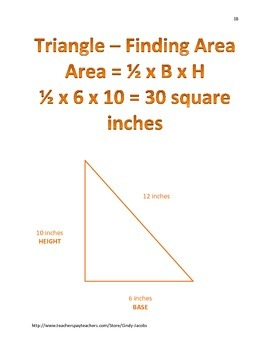 Triangles, Geometry, Equilateral Triangle, Isosceles Triangle, Scalene Triangle