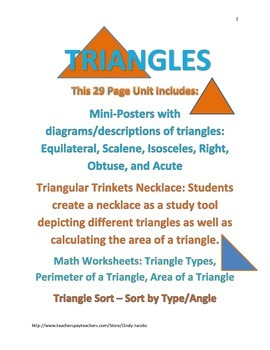 Triangles, Geometry, Equilateral Triangle, Isosceles Trian