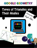 Triangles Google Slides Interactive Lesson