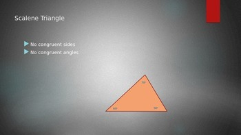 Triangles PowerPoint