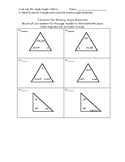 Triangles Practice: Congruent, Similar, or Neither and More