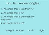 Triangles SmartBoard