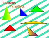 Triangles, Triangles!