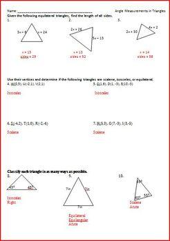 Triangles! (WS)