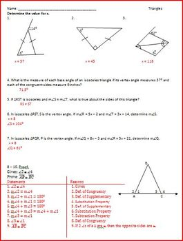 Triangles! (WS)