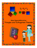 Triangles and Pythagorean Theorem