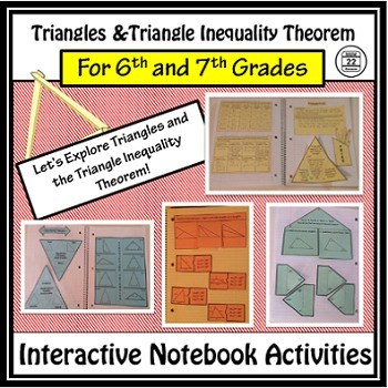 Triangles and Triangle Inequality Theorem