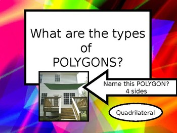 Polygons in Architecture