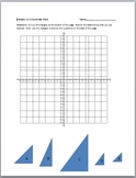 Triangles on a Coordinate Plane Exploration