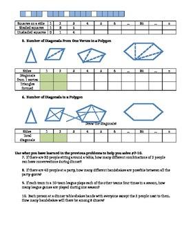 Triangular Number Sequence Investigation