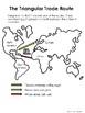 Triangular Trade Worksheets