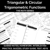 Trigonometric Functions (Introduction to Trigonometry) Unit