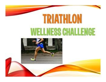 Triathlon Wellness Staff Challenge