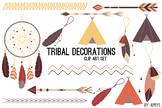 Tribal Clip Art Earthtone PNG Clip Art Commercial Projects Arrow Dreamcatcher