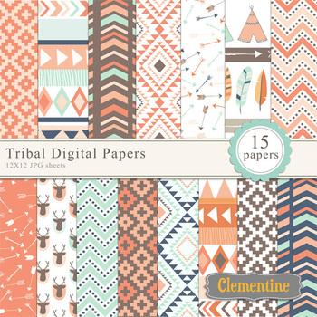 Tribal Digital Papers