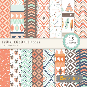 Tribal Digital Papers