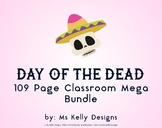 Day of the Dead 109 Page Classroom Mega Bundle Set