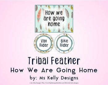 Tribal Feather How We Are Going Home System