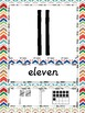 Tribal Number Posters 11-20