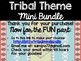 Tribal Theme Classroom Decor: Build Your Own Mini Bundle