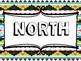 Tribal Theme Classroom Decor: Directional Signs