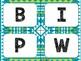 Tribal Theme Classroom Decor: Word Wall Headers