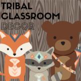 Tribal Themed Classroom Decor Add-On Set