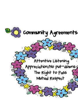 Tribes - Community Agreements