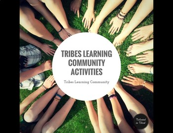 Classroom Rules - Tribes Community Agreements Activities
