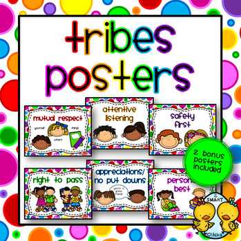 Tribes Posters