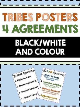 photograph regarding The Four Agreements Printable named Tribes Posters - The 4 Agreements -Appreciate,Appreciations,Immediately in direction of P,Pay attention
