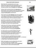 Tribes of the Pacific Northwest (3) - poem, worksheets and puzzle