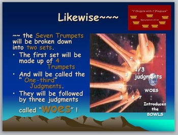 Tribulation: Trumpet Judgments