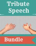 Tribute (Commemorative) Speech Unit Bundle