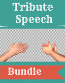 Tribute (Commemorative) Speech Unit Bundle