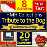 Tribute to the Dog 6th Grade HMH Collections 2 Activities - Animal Intelligence