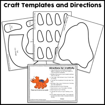 Dinosaur Craft By Crafty Bee Creations Tpt