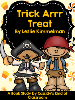 Trick Arrr Treat Book Unit