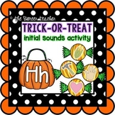 Trick Or Treat - Initial Sounds