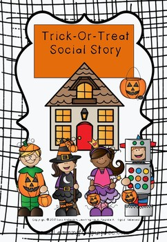 Trick Or Treat Social Story
