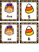 Trick Or Treat Trolls Subtract The Room And Number Word Memory