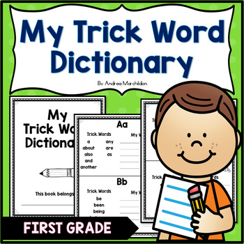 Trick Word Dictionary Level 1