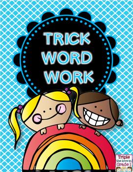 Trick Words